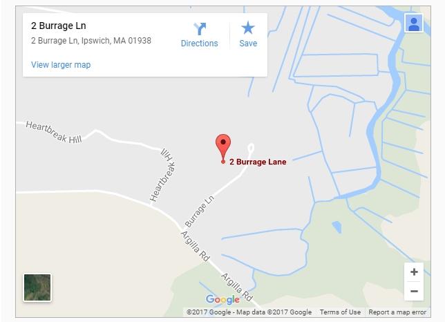 Ipswich location